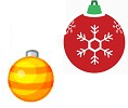 Our selection of Christmas lights and Christmas decorations is second to none. We have Christmas Ornaments in all shapes and sizes.