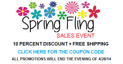 Spring Fling Sale Event