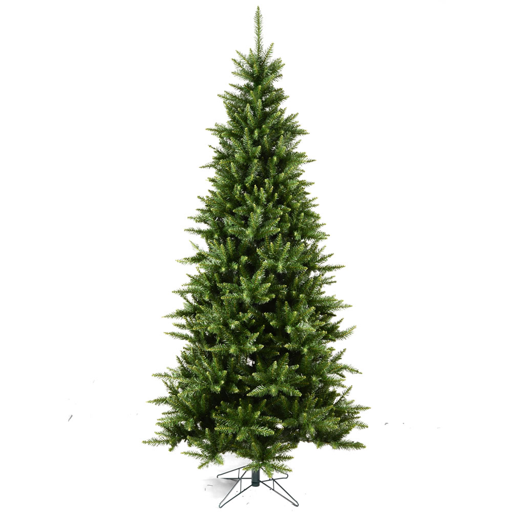 7.5 Foot Camdon Fir Slim Artificial Christmas Tree Unlit