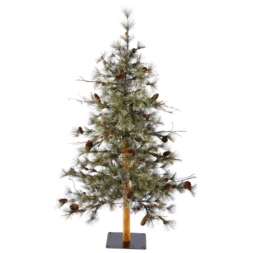 5 Foot Dakota Alpine Artificial Christmas Tree Unlit