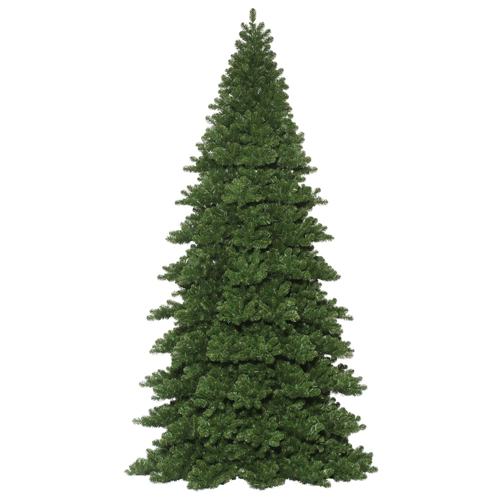 18 Foot Oregon Fir Artificial Commercial Christmas Tree Unlit