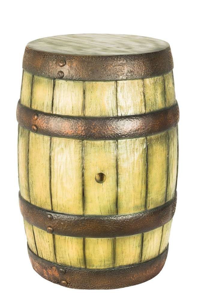 Pirates Whiskey Barrel Life Size Halloween Decoration 3 Foot