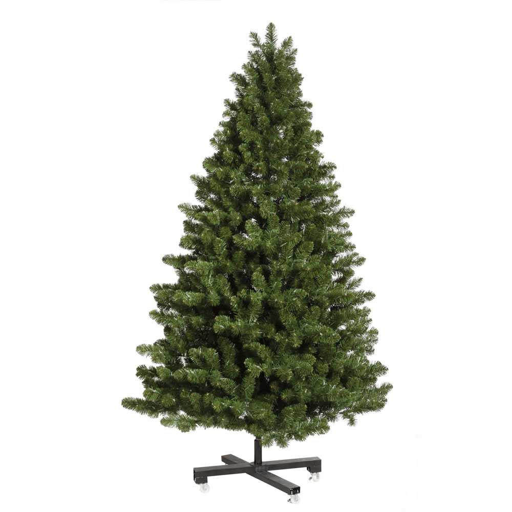 15 Foot Medium Grand Teton Artificial Commercial Christmas Tree Unlit