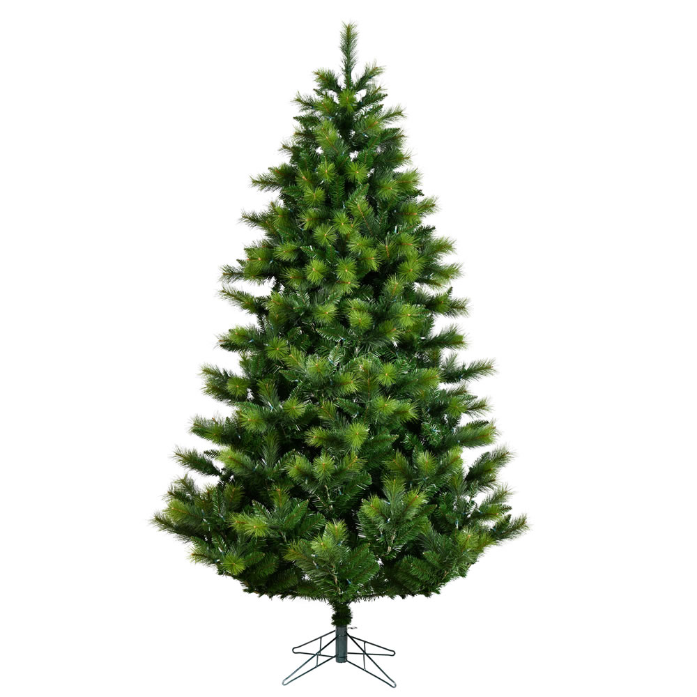 12 Foot Elkin Mixed Pine Artificial Christmas Tree Unlit