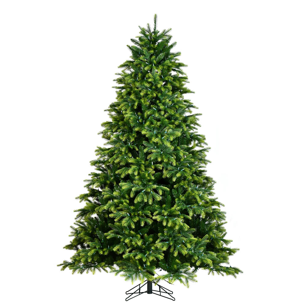 12 Foot Deluxe Balsam Fir Artificial Christmas Tree Unlit