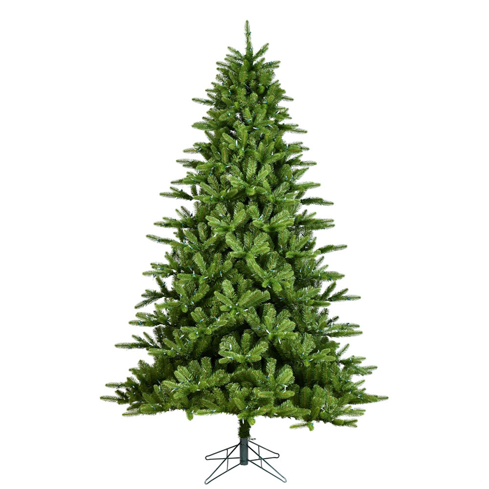 14 Foot Langhorne Spruce Artificial Christmas Tree Unlit
