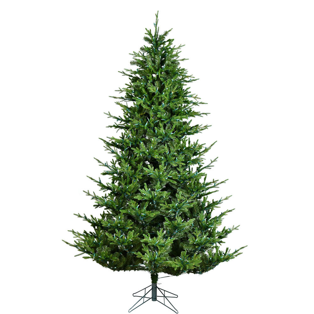 12 Foot Takoma Frasier Fir Artificial Christmas Tree Unlit