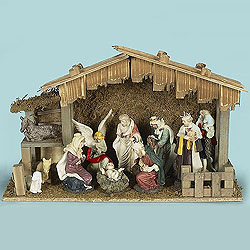 21 Inch Nativity Set