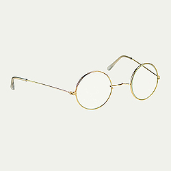 Metal Frame Costume Glasses