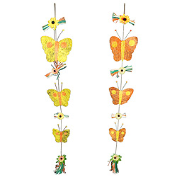 42 Inch Butterfly Wind Decoration Box of 2