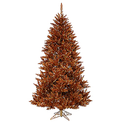 4.5 Foot Copper Spruce Artificial Christmas Tree