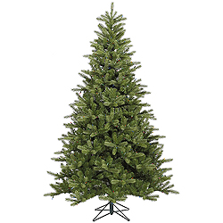 7.5 Foot King Spruce Artificial Christmas Tree Unlit