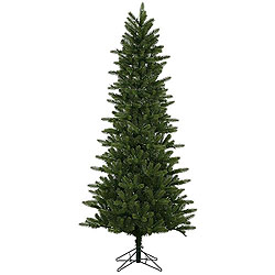 5.5 Foot Kennedy Fir Slim Artificial Christmas Tree 300 LED Warm White Lights