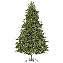 12 Foot Berkshire Fir Artificial Christmas Tree Unlit