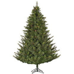 9 Foot Modesto Mixed Pine Artificial Christmas Tree Unlit