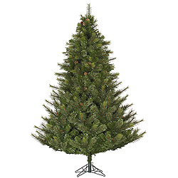 12 Foot Modesto Mixed Pine Artificial Christmas Tree Unlit