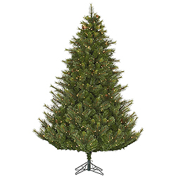 15 foot modesto mixed pine artificial christmas tree 3600 duralit clear lights 15 foot tree 124 inch diameter item number a140696 price 400999 - 15 Foot Christmas Tree
