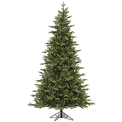 14 Foot Fresh Balsam Fir Artificial Christmas Tree Unlit