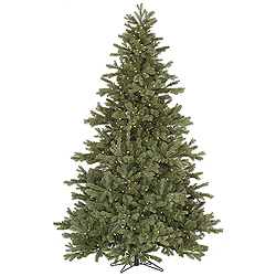 14 Foot Frasier Fir Artificial Christmas Tree 3550 LED Warm White Lights
