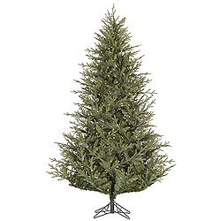 6.5 Foot Sutter Creek Fir Artificial Christmas Tree 450 LED Warm White Lights