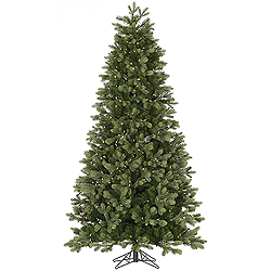 14 Foot Del Mar Frasier Fir Artificial Christmas Tree 2650 LED Warm White Lights
