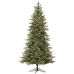 5.5 Foot Elk Frasier Artificial Christmas Tree 250 LED Warm White Lights