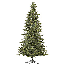 10 Foot Slim Elk Frasier Fir Artificial Christmas Tree Unlit