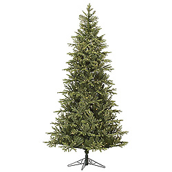 10 Foot Elk Frasier Fir Artificial Christmas Tree 900 LED Warm White Lights