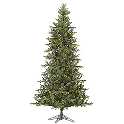 12 Foot Slim Elk Frasier Fir Artificial Christmas Tree Unlit
