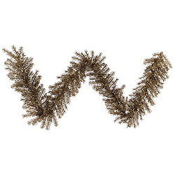 9 Foot Metal Mix Tinsel Garland