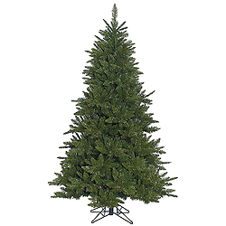 6.5 Foot Slim Durango Spruce Artificial Christmas Tree Unlit