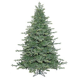7.5 Foot Manchester Spruce Artificial Christmas Tree 1000 LED Multi Lights