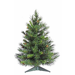 2 Foot Cheyenne Artificial Christmas Tree