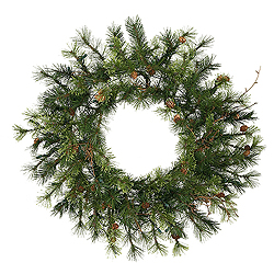 30 Inch Mixed Country Pine Wreath