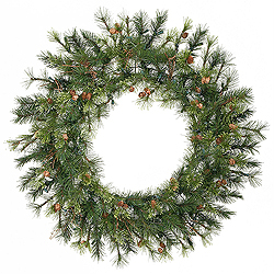 36 Inch Mixed Country Wreath