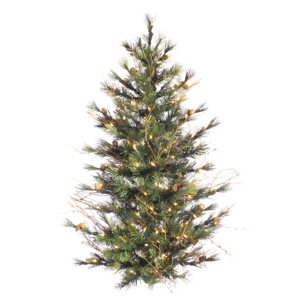 Tremendous Artificial Christmas Trees Unlit Wall Artificial Christmas Trees Easy Diy Christmas Decorations Tissureus
