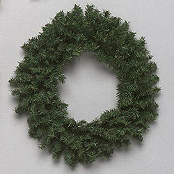 10 Inch Mini Pine Wreath