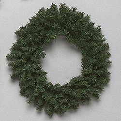 12 Inch Mini Pine Wreath