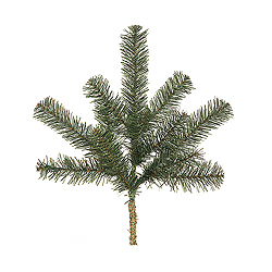 Canadian Pine Decorative Artificial Christmas Spray Unlit Set of 24