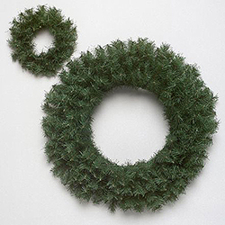 30 Inch Canadian Pine Wreath