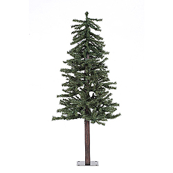 5 Foot Natural Alpine Artificial Christmas Tree Unlit