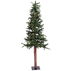 2 Foot Alpine Artificial Christmas Tree Unlit