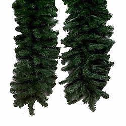 9 Foot Douglas Fir Swag Garland 3 per Set