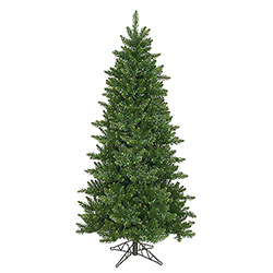 6.5 Foot Camdon Fir Slim Artificial Christmas Tree Unlit