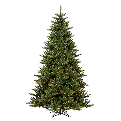 5.5 Foot Camdon Fir Artificial Christmas Tree 300 LED Multi Lights