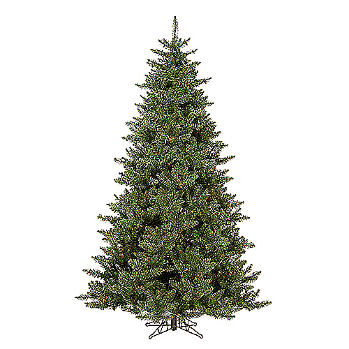 7.5 Foot Camdon Fir Artificial Christmas Tree 800 LED Warm White Lights
