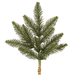 Camdon Fir Decorative Artificial Christmas Spray Set of 24  Unlit