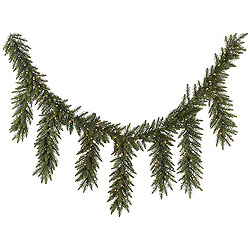 9 Foot Camdon Fir Icicle Garland