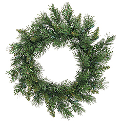 24 Inch Imperial Pine Wreath