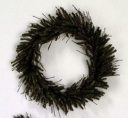 24 Inch Vienna Twig Wreath